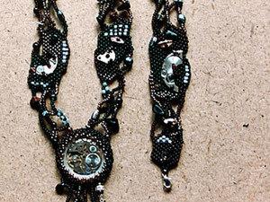 Стимпанк - идеи для творчества. От старых часов &#8211&#x3B; к стильным украшениям.. Ярмарка Мастеров - ручная работа, handmade.