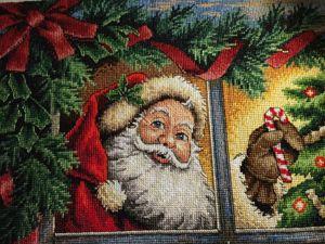 Новый год у порога. Время украшать свой дом красивыми картинами. Ярмарка Мастеров - ручная работа, handmade.
