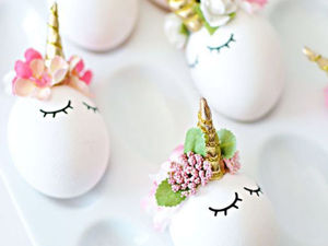 5 Ideas for the Easter Table. Livemaster - handmade