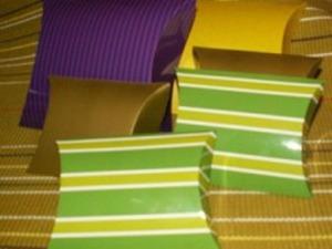 Подарочная коробочка своими руками. Ярмарка Мастеров - ручная работа, handmade.