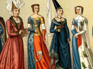Как Средневековье внедрилось в наши гардеробы?И какие элементы  средневекового костюма встречаются в современных коллекциях. Ярмарка Мастеров - ручная работа, handmade.