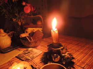 Медитация на пламя свечи. Ярмарка Мастеров - ручная работа, handmade.