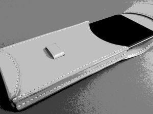 Создаем чехол для смартфона своими руками. Ярмарка Мастеров - ручная работа, handmade.