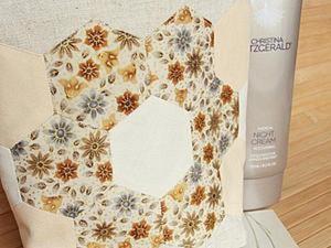 Мастер-класс по шитью для новичков: English paper piecing. Ярмарка Мастеров - ручная работа, handmade.