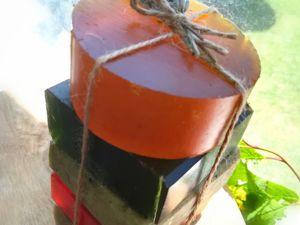 100% мыло  «С нуля»  тоже бывает красивым :) !. Ярмарка Мастеров - ручная работа, handmade.