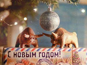 Чудесных зимних праздников!. Ярмарка Мастеров - ручная работа, handmade.