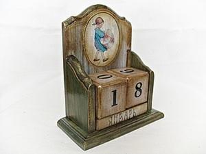 """Вечный календарь """"Девичьи Радости"""". Ярмарка Мастеров - ручная работа, handmade."""