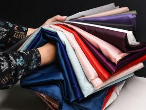 НОВИНКА. Новые цвета подкладочной ткани. Ярмарка Мастеров - ручная работа, handmade.