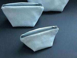 Комплект сумочек  «Три медведя». Ярмарка Мастеров - ручная работа, handmade.