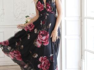 Видео-ролик, платье  «Алисия». Ярмарка Мастеров - ручная работа, handmade.