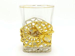 Бокал для виски  «Паук» . Златоуст z474. Ярмарка Мастеров - ручная работа, handmade.