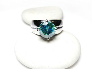 Видео-обзор кольцо с бриллиантом Шторм. Ярмарка Мастеров - ручная работа, handmade.
