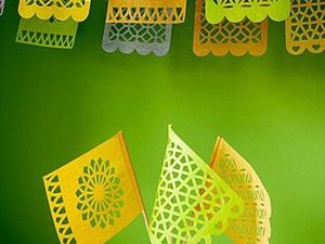 How to Cut out Papel Picado. Livemaster - handmade
