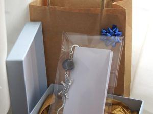Варианты упаковки закладок. Ярмарка Мастеров - ручная работа, handmade.