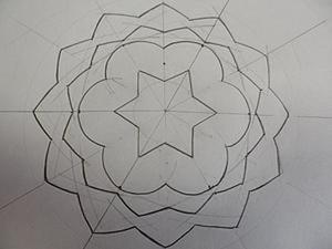 Деление окружности, или Геометрия для чайников. Ярмарка Мастеров - ручная работа, handmade.