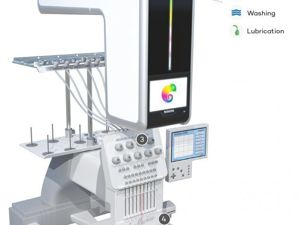 В мире машинной вышивки произошёл технологический прорыв: новое приспособление для вышивальной машины. Ярмарка Мастеров - ручная работа, handmade.