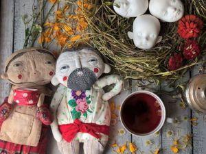 Шьем необычную тряпичную игрушку для ребенка. Часть 2. Ярмарка Мастеров - ручная работа, handmade.
