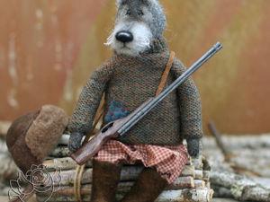 Процесс изготовления ружья для волка. Ярмарка Мастеров - ручная работа, handmade.