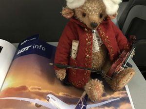 Большое путешествие маленького Моцарта, часть 2. Ярмарка Мастеров - ручная работа, handmade.