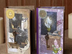 Дополнительные фото блокнотов  «Время магии» . Ярмарка Мастеров - ручная работа, handmade.