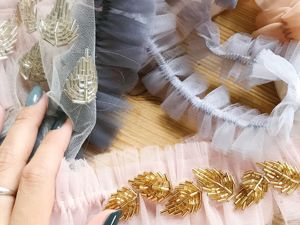 Bride's Garter: History and Tradition. Livemaster - handmade