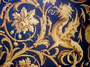 Старинные схемы вышивки. Часть 1. Ярмарка Мастеров - ручная работа, handmade.