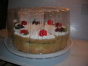 """Мыло  """"Торт с кремом"""". Ярмарка Мастеров - ручная работа, handmade."""