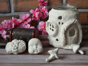 DIY on How to Easily Make Paperclay at Home. Livemaster - handmade