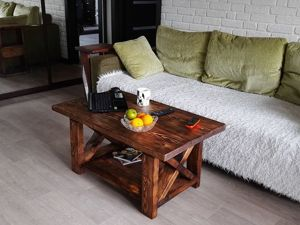 Журнальный стол в гостиную. Ярмарка Мастеров - ручная работа, handmade.