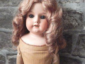 Armand Marseille Антикварная кукла. Ярмарка Мастеров - ручная работа, handmade.