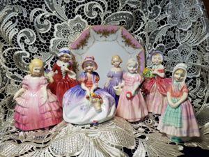 Очарование  Детства  от  Royal Doulton. Ярмарка Мастеров - ручная работа, handmade.