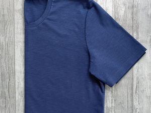 Мужская футболка. Ярмарка Мастеров - ручная работа, handmade.