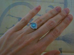Кольцо с вензелем. Ярмарка Мастеров - ручная работа, handmade.