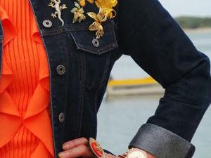 Аукцион  «Весенний переполох»  на винтажные украшения. Ярмарка Мастеров - ручная работа, handmade.
