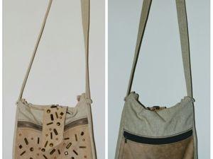 Шьем сумку-почтальонку. Ярмарка Мастеров - ручная работа, handmade.