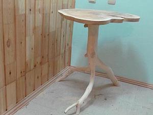Делаем эксклюзивный столик для кофе. Часть первая: подготовка элементов. Ярмарка Мастеров - ручная работа, handmade.