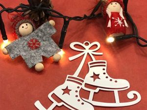 А вы знаете как выглядят идеальные новогодние игрушки?. Ярмарка Мастеров - ручная работа, handmade.