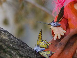 Вам бабочка нужна?. Ярмарка Мастеров - ручная работа, handmade.