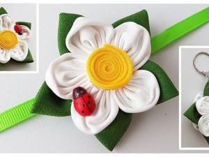 Создаем красивые и нежные аксессуары для юной девушки. Ярмарка Мастеров - ручная работа, handmade.