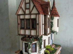 Дом для мышек. Ярмарка Мастеров - ручная работа, handmade.