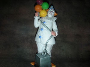 Клоуны — фарфоровые фигурки Royal Doulton. Ярмарка Мастеров - ручная работа, handmade.