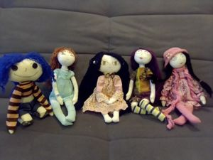 Куклы! Куклы! Куклы!. Ярмарка Мастеров - ручная работа, handmade.