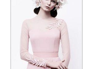 Элегантная женственность и вдохновение Востоком в работах дизайнера Елены Бурба. Ярмарка Мастеров - ручная работа, handmade.