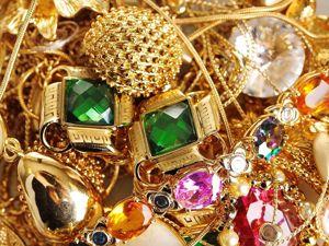 Удивительные свойства золота. Ярмарка Мастеров - ручная работа, handmade.