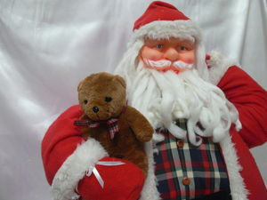 Делаем сами Санта Клауса. Ярмарка Мастеров - ручная работа, handmade.