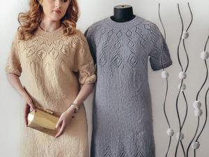 Летние платья 2021. Вязаная одежда — это индивидуальность и неповторимость. Ярмарка Мастеров - ручная работа, handmade.
