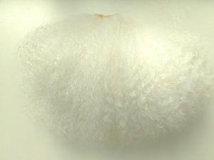 Мастер-класс: волосы для куклы из овечьей шерсти. Ярмарка Мастеров - ручная работа, handmade.
