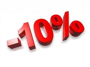 Скидка 10% на все товары в магазине до 30.09. Ярмарка Мастеров - ручная работа, handmade.