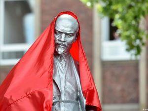 Ленин жил, Ленин жив, Ленин будет жить!. Ярмарка Мастеров - ручная работа, handmade.