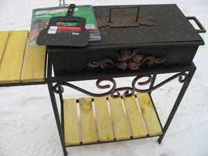 Мастерим мангал своими руками или подарки для мальчиков. Ярмарка Мастеров - ручная работа, handmade.
